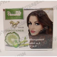 Hair conditioner based on moringa and bergamot Pannamas - TV001125