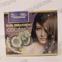 Maschera per capelli con olio di cocco freddo pressato Pannamas - TV001126