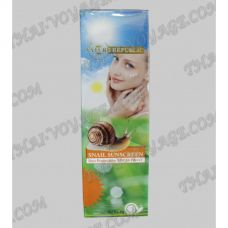 Sunscreen snail cream Nature Republic SPF 30 - TV001130