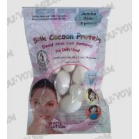 Natural silk cocoons - TV001136