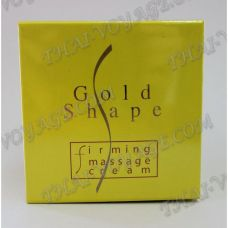 Professional cream for weight loss and body shaping Gold Shape - TV001140