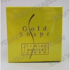 ゴールド形状を成形体重減少と体のためのプロフェッショナルクリーム - TV001140