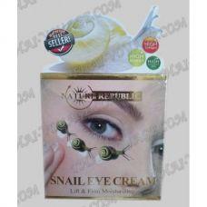 La crema per la pelle intorno agli occhi con le cellule staminali lumache Nature Republic - TV001144