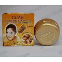 Whitening Cream with turmeric, ginger and Tanaka Isme - TV001158