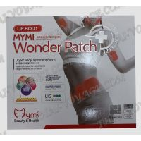 Plasters Slimming abdomen, arms and chin Mymi Wonder Patch - TV001169