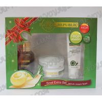 Set lumaca per la Nature Republic faces - TV001174