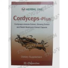 Capsules Cordyceps-plus (for longevity) - TV001210