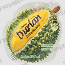Thai Früchte - getrocknete Scheiben in einer versiegelten Packung - TV001212