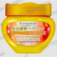 Mask for professional hair care Kao Essential Damage Care - TV001220
