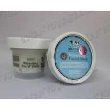 Dairy intense rejuvenating facial mask Scentio - TV001228