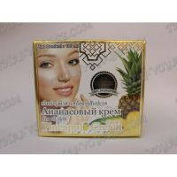 Gesichtscreme mit dem Extrakt von Ananas - TV001232