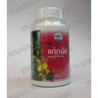 Kapseln Khi Leg, Cassia Siamea Kongka Herb (Behandlung von Schlaflosigkeit) - TV001237