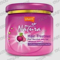 Vitamin mask for dry hair against loss Lolane - TV001245