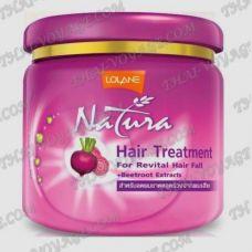 Vitamin Maske für trockenes Haar vor Verlust Lolane - TV001245