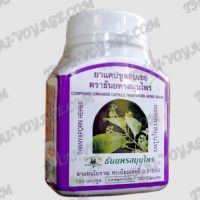 Capsules tonic and antidiabetic Cinnamon Thanyaporn - TV001248