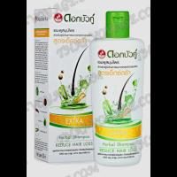 Травяной шампунь для волос Twin Lotus ЭКСТРА  - TV001263