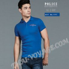 Men's t-shirt Police Art No.FP7 Polo - TV001272