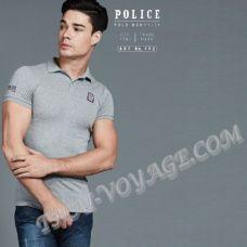 Herren T-shirt Police Art.RP2 Polo - TV001277