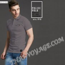 Men's t-shirt Police Art No.FP10; Art No.BP8; Art No.XP7 Polo - TV001282