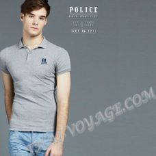 Herren T-shirt Police Art.FP1; Art-Nr.XP1 Polo - TV001283