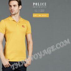 Men's t-shirt Police Art No.BP4; Art No.XP3 Polo - TV001285