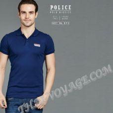 Herren T-shirt Police Art.BP3 Polo - TV001286