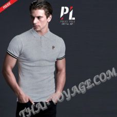 Men's t-shirt Police Art No.BP10 Polo - TV001290