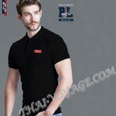 Men's t-shirt Police Art No.XP11 Polo - TV001295
