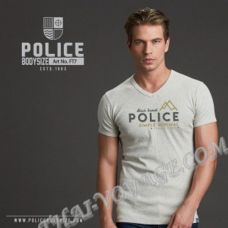 Men's t-shirt Police Art No.FT7 Top Dyed Collection - TV001297