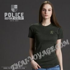 Женская футболка Police  Art No.GT3 Top Dyed Collection - TV001304