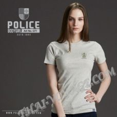 Women's t-shirt Police Art No.GT1 Top Dyed Collection - TV001306