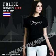 Damen T-shirt Police Art.G354 - TV001307