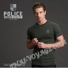 Men's t-shirt Police Art No.FT3 Top Dyed Collection - TV001310
