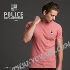Men's t-shirt Police Art No.FT2 Top Dyed Collection - TV001311
