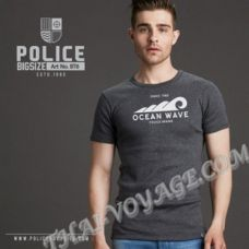 Men's t-shirt Police Art No.BT6 Top Dyed Collection - TV001315