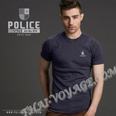 Men's t-shirt Police Art No.BT4; Art No.XT4 Top Dyed Collection - TV001318