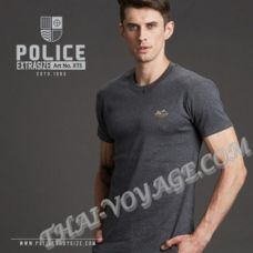 Men's t-shirt Police Art No.XT5 Top Dyed Collection - TV001325