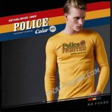 Männer T-Shirt Police Art No.BC030 Color Collection - TV001375