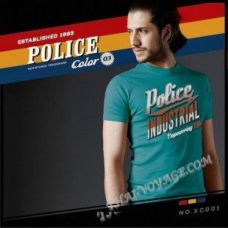 Shirt Police Art No.XC001 Color Collection - TV001376