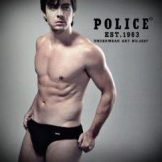 Shirt Police Art No. F360 Blue Jeans - TV001387