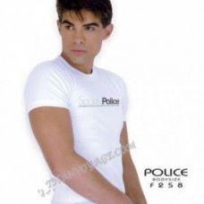 Мужская футболка Police Art No. F258 Basic Collection - TV001418