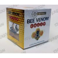 Face cream based on bee venom Bee Venom Nature Republic - TV001436