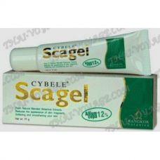 Гель для удаления всех видов шрамов и растяжек Scagel Cybele - TV001439