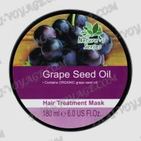 Organic hair mask Boots Nature Series with grape seed oil - TV001444
