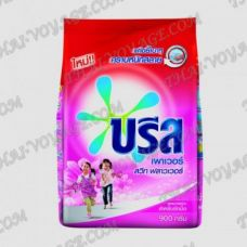 La poudre à lessive Breeze Excel Détergent flower power sweet - TV001475