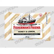Thai sugar lozenges for sore throat Fisherman's Friend - TV001491