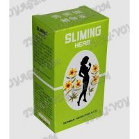 Natural herbal slimming tea Sliming Herb - TV001492