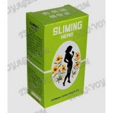 Натуральный травяной чай для похудения Sliming Herb - TV001492