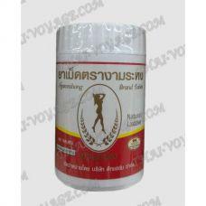 Натуральные травяные таблетки для похудения Ngamrahong brand tablet - TV001494