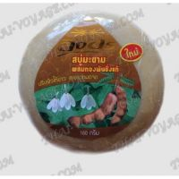 Natural soap with tamarind and rinokantusom without sulfates - TV001495